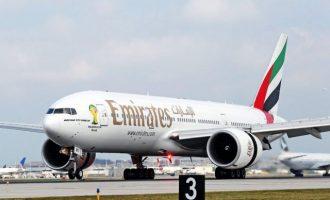 Βουτιά θανάτου για αεροσυνοδό στην Ουγκάντα – Έπεσε από την έξοδο κινδύνου