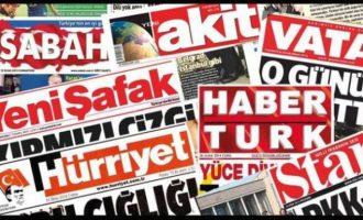 Τουρκία: Τι γράφει ο Τύπος για τη Σύνοδο της Βάρνας