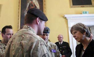 Η Μέι φέρνει νέo αντιτρομοκρατικό νόμο στο βρετανικό κοινοβούλιο