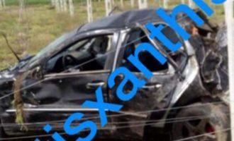 «Κινηματογραφική» καταδίωξη στην Ξάνθη με 2 νεκρούς και 7 σοβαρά τραυματίες
