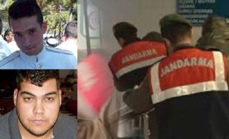 Με άνωθεν εντολή η σύλληψη και κράτηση των δυο Ελλήνων στρατιωτικών
