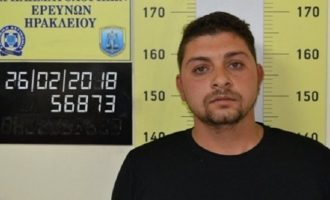 Ηράκλειο: Αυτός είναι ο 30χρονος που κατηγορείται ότι βίαζε την 12χρονη ανιψιά του