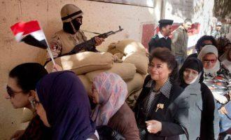 Τριήμερες εκλογές στην Αίγυπτο υπό το άγρυπνο βλέμμα του στρατού