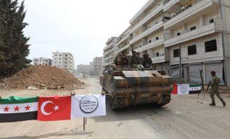 Άγκυρα: Οι τουρκικές δυνάμεις δεν θα μείνουν στην Εφρίν