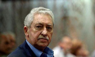 Κουβέλης: Βρισκόμαστε σε ένα ακήρυχτο πόλεμο στο Αιγαίο