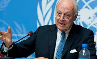 Ο ΟΗΕ φοβάται επανεμφάνιση του Iσλαμικού Κράτους στη Συρία