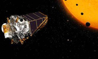 """Ξεμένει από καύσιμα το διαστημικό τηλεσκόπιο της NASA """"Κέπλερ"""""""