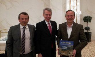 Πάιατ: Ελλάδα και ΗΠΑ έχουν το ίδιο συμφέρον έναντι της Τουρκίας