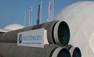 Η Γερμανία άναψε το πράσινο φως για την κατασκευή του αγωγού Nord Stream 2