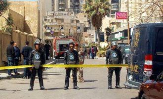 Βομβιστική επίθεση με στόχο τον επικεφαλής των υπηρεσιών ασφαλείας της Αλεξάνδρειας