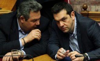 Αλέξης Τσίπρας και Πάνος Καμμένος πάνε Θεσσαλονίκη για το συνέδριο για την Κεντρική Μακεδονία