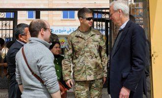 Νέο χαστούκι των ΗΠΑ στον Ερντογάν: Αμερικανική φρουρά στη μαρτυρική Κόμπανι
