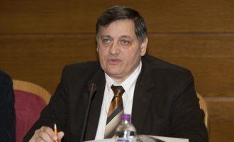Πέθανε ο πρόεδρος του Βιοτεχνικού Επιμελητηρίου Θεσσαλονίκης Π. Παπαδόπουλος