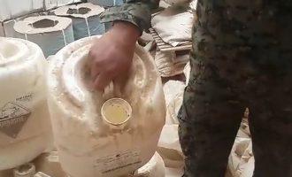 Τζιχαντιστές παρασκεύαζαν χημικά όπλα στην Ανατολική Γούτα – «Ετοίμαζαν προβοκάτσια»