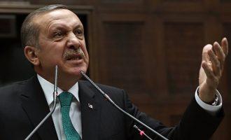 """Νέες απειλές Ερντογάν: Θα """"πακετάρουμε"""" τους εχθρούς μας οπουδήποτε και αν βρίσκονται"""