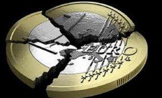 """Σενάρια οικονομικής κρίσης στην Ε.Ε. από οικονομολόγους: """"Κι αν το ευρώ δεν είναι βιώσιμο;"""""""