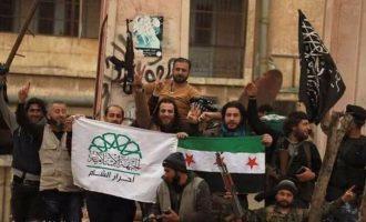 Αποκεφάλισαν οπλαρχηγό του Ισλαμικού Κράτους και το κάρφωσαν σε παλούκι