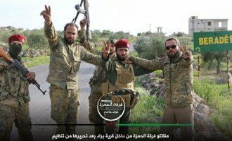 Οι Τούρκοι επιτίθενται στη συριακή εθνοφυλακή βόρεια του Χαλεπιού – «Τσιμουδιά» Ρώσοι και Άσαντ