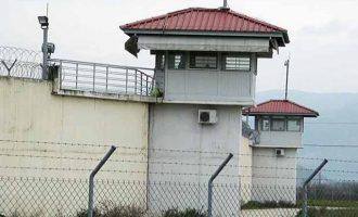 Κρατούμενος μαχαίρωσε αρχιφύλακα των φυλακών Τρικάλων