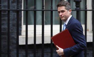 Υπουργός Άμυνας Βρετανίας: Η υπομονή της διεθνούς κοινότητας με τον Πούτιν εξαντλείται