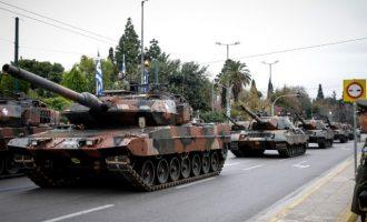 Μεγαλειώδης η παρέλαση για την 25η Μαρτίου στην Αθήνα – Μήνυμα ισχύος (βίντεο)