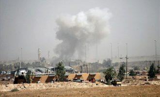 Η Άγκυρα μιλά για 12 νεκρούς Κούρδους μαχητές μετά από βομβαρδισμό στο Β. Ιράκ