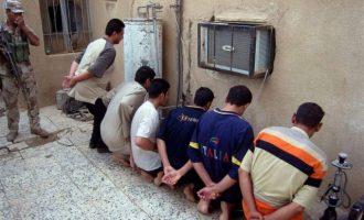 Συνελήφθησαν τζιχαντιστές «δημοσιογράφοι» του Amaq στη Μοσούλη