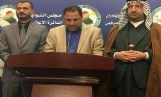 Ιρακινός Βουλευτής: «Ο Ερντογάν δεν καταλαβαίνει από διπλωματία, μόνο από πόλεμο»