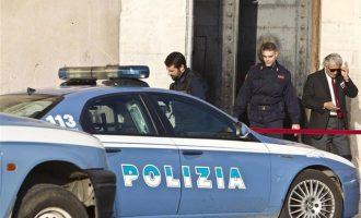 """Ιταλία: Συλλήψεις 5 υπόπτων που είχαν """"διασυνδέσεις"""" με τον τρομοκράτη Ανίς Αμρί"""