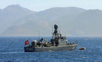 Τραβάει το σχοινί η Τουρκία: Ετοιμάζει άσκηση με πραγματικά πυρά στο Καστελόριζο