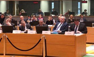 Κοτζιάς: Μην επιτρέψουμε στην Τουρκία να παραβιάζει το διεθνές δίκαιο – Τι είπε για Σκόπια