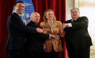 «Κλείδωσε» νέα συνάντηση για Σκοπιανό – «Κάντε πίσω στο Σύνταγμα για λύση»