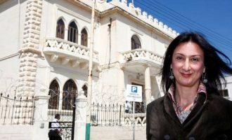Παραδόθηκε στην ΕΛ.ΑΣ. Ρωσίδα που σχετίζεται με τον φόνο της Μαλτέζας δημοσιογράφου