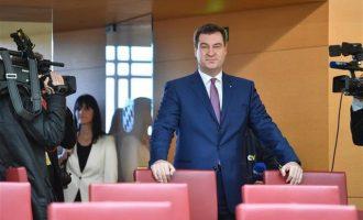 Ποιος είναι ο νέος πρωθυπουργός της Βαυαρίας στη θέση Ζεεχόφερ
