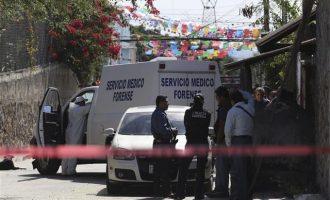 """Οργιάζει το οργανωμένο έγκλημα στο Μεξικό – """"Γάζωσαν"""" δημοσιογράφο στην πολιτεία Βερακρούς"""