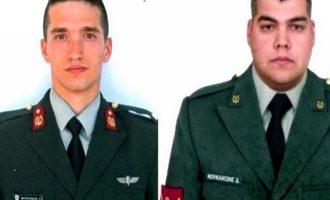"""Οι Τούρκοι """"στήνουν"""" κατηγορητήριο για να καταδικάσουν 5 χρόνια Μητρετώδη και Κούκλατζη"""