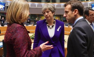 Παγώνουν οι διπλωματικές σχέσεις ΕΕ-Ρωσίας – Ανακαλείται ο Ευρωπαίος Πρέσβης στη Μόσχα