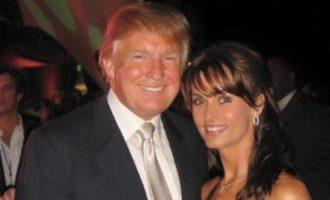Πρώην «κουνελάκι» του Playboy υποστηρίζει ότι είχε ερωτική σχέση με τον Τραμπ