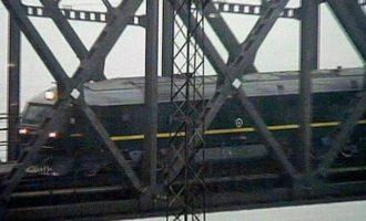 """Αναχώρησε από το Πεκίνο το μυστηριώδες τρένο που λένε ότι """"κρύβει"""" τον Κιμ Γιονγκ Ουν"""
