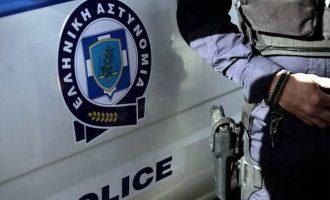 Διαρρήκτες πήραν το όπλο υποστράτηγου της Αστυνομίας