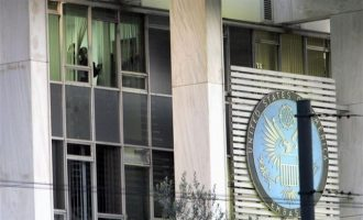 Οι ΗΠΑ θα ανακαινίσουν την πρεσβεία στην Αθήνα – Πόσα χρόνια θα διαρκέσουν οι εργασίες