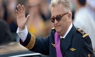 Γιατί κόβουν τις απολαβές του πρίγκιπα Λοράν του Βελγίου