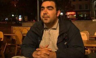Πυροβόλησαν Αζέρο δημοσιογράφο στη Γαλλία, σκότωσαν τη γυναίκα του