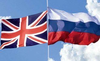 "Tο Λονδίνο προειδοποιεί τους Βρετανούς που ταξιδεύουν στη Ρωσία για ""εχθρικές αντιδράσεις"""