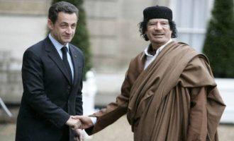 Πώς εμπλέκονται Σαρκοζί-Καντάφι και τρεις βαλίτσες με 5 εκατομμύρια ευρώ