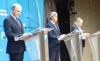 Eurogroup: Μετά τις 15 Μαρτίου η εκταμίευση των 5,7 δισ.- Συμφωνία πακέτο τον Ιούνιο