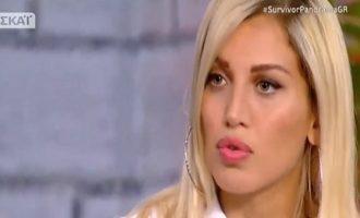 Η Κωνσταντίνα Σπυροπούλου ως «Queen» αποκάλυψε γιατί πήγε στο Survivor (βίντεο)