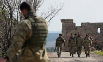 Επίθεση σε τουρκική στρατιωτική βάση με τουλάχιστον πέντε νεκρούς