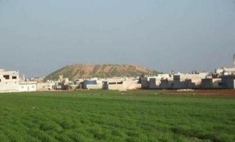 Η Ρωσική Στρατονομία παρέδωσε στους Τούρκους την πόλη Τελ Ριφάτ στη βορειοδυτική Συρία