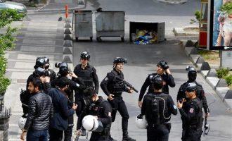 Η Άγκυρα συνέλαβε αξιωματικούς της πολεμικής αεροπορίας ως γκιουλενιστές